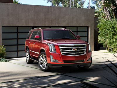 Cadillac ESC