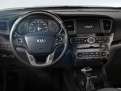 Kia Interior