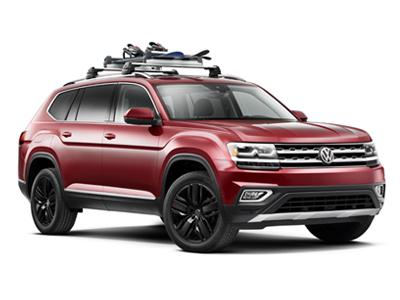 VW Atlas accessory images